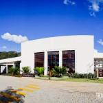 Fachada do Rio Quente Cristal Resort