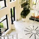 Lobby do The Palace Flat SP