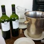 Alguns dos vinhos degustados durante o almoço na Bodega el Esteco - Cafayate