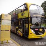 Ônibus do City Tour em Buenos Aires