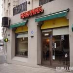 Fachada do Café Havanna, Buenos Aires - Argentina