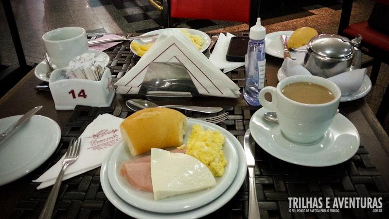 Dica de Café da Manhã no Aeroporto Internacional do Galeão (GIG), RJ
