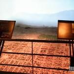 Painéis interativos - Museu da Vida e do Vinho em Cafayate, Argentina