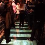 Passarela interativa - Museu da Vida e do Vinho em Cafayate, Argentina