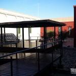 Área Externa - Museu da Vida e do Vinho em Cafayate, Argentina