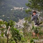 Fotógrafo em ação durante o Raid Fotográfico Sem Destino