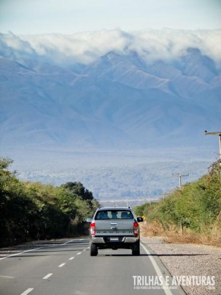 A Nova Ranger e as Cordilheiras dos Andes