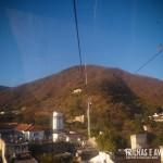 Cerro San Bernardo - Vista do Teleferico de Salta