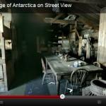 Cabana de Scott na Antártica