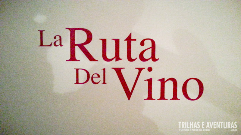 La Ruta Del Vino - Museo de la Vid y el Vino, em Cafayate (Argentina)