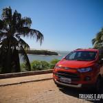 O Novo EcoSport no Mirante da Lagoa de Guaraíras