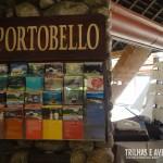 Cardápio de atrações e serviços do Portobello Resort