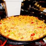 Paella - um dos pratos mais gostosos que degustei no Portobello
