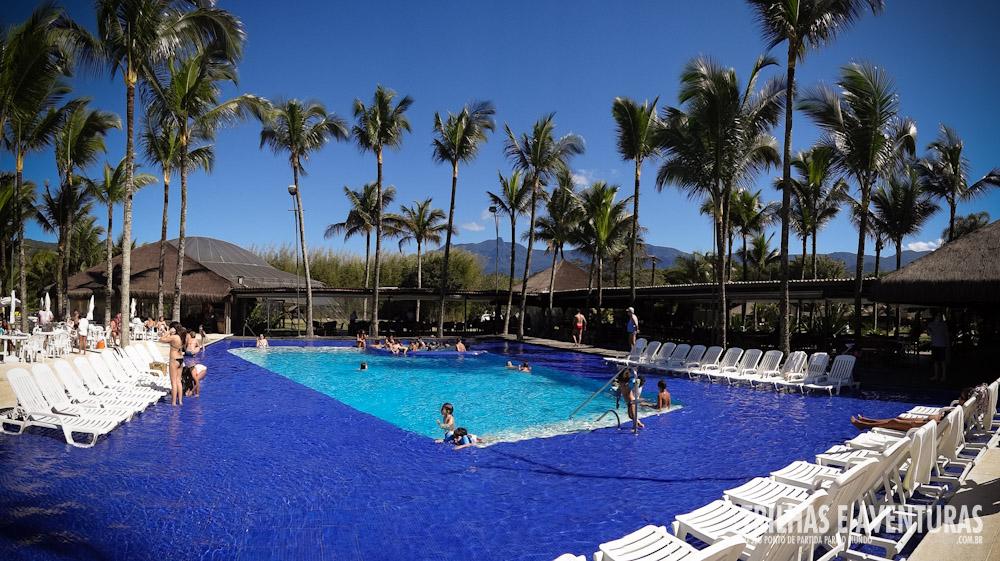 Piscina do Portobello Resort e Safari, em Mangaratiba - RJ