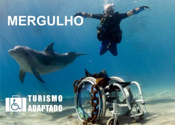 Com o turismo adaptado todos usufruem o direito de ir e vir