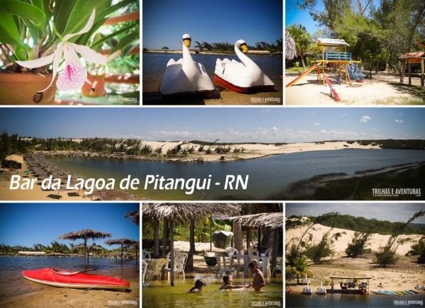 Bar da Lagoa de Pitangui, o lugar ideal para passar o dia com a família