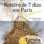 Capa do e-book: Roteiro de 7 Dias em Paris
