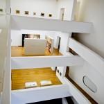 Vista do terceiro andar