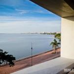 O belo Guaíba visto da janela