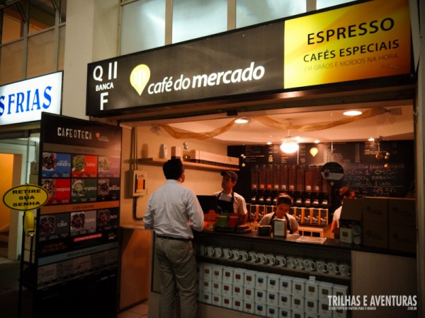 Café do Mercado, mais um clássico de Porto Alegre