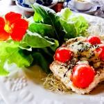 As refeições são completas no Parador: com entrada, prato principal e sobremesa