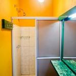 Banheiro espaçoso da Casa de Banho