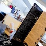 Super cardápio com opções para lanches e almoço