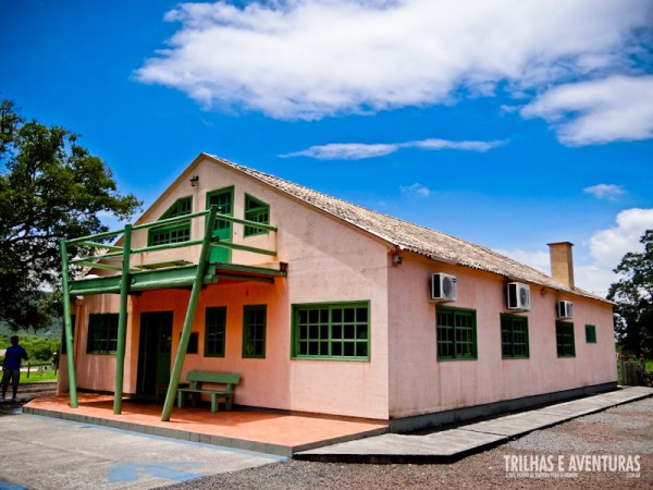 Restaurante e Pousada Malacara, em Praia Grande - SC