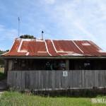 Base de controle praticamente abandonada do Parque Nacional da Serra Geral
