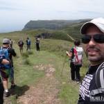 Adventure Bloggers na volta da trilha do Cânion Fortaleza