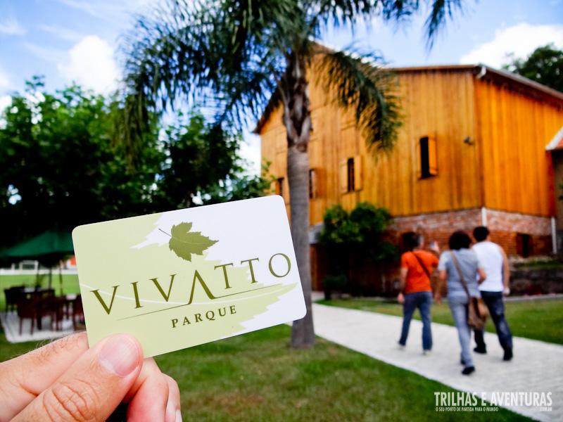 Vivatto Parque, Vale dos Vinhedos - RS