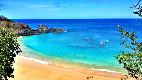Praia do Sancho - Fernando de Noronha