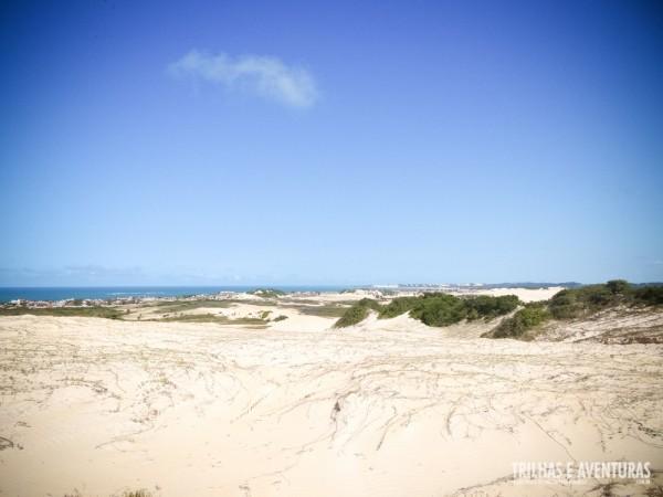 Dunas da Praia de Jacumã