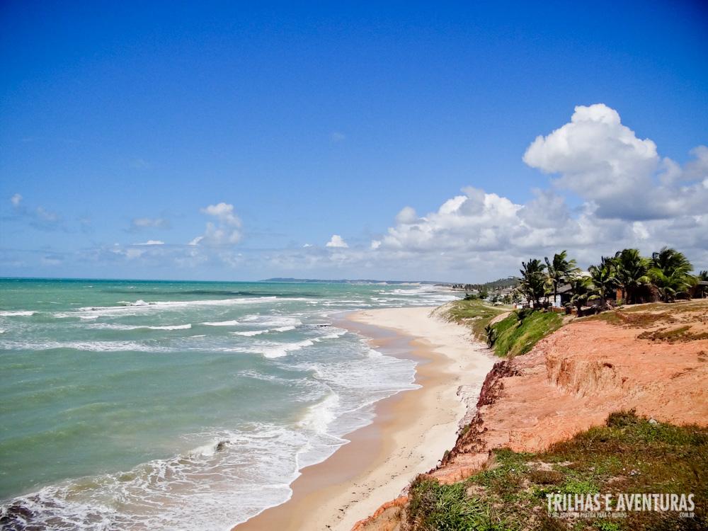 Mirante das Tartarugas e Praia de Sibaúma