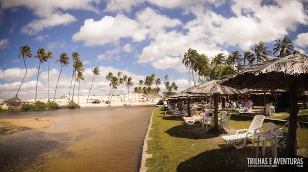 Punaú, um paraíso para a família pertinho de Natal
