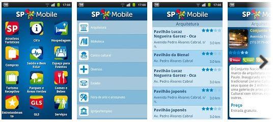 SPMobile - App de Viagem de São Paulo