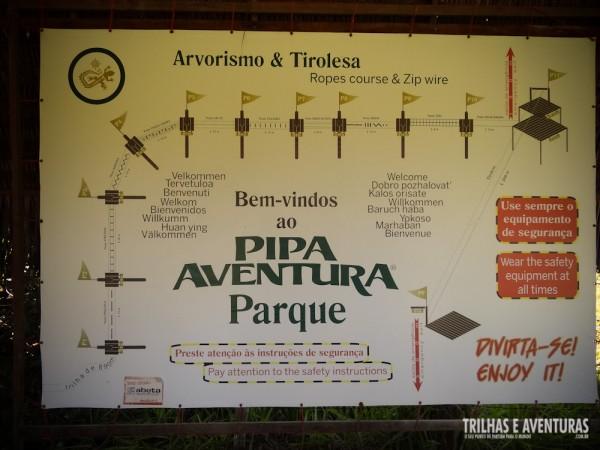 Pipa Aventura Parque - Arvorismo e Tirolesa em Pipa