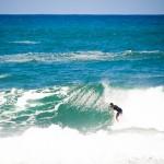 A Prainha é o point dos surfistas cariocas