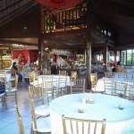 Restaurante do Hotel Sombra e Água Fresca, em Pipa