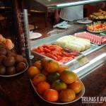 Frutas frescas e típicas do nordeste