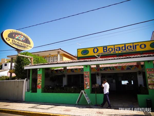 Churrascaria, bar e restaurante O Boiadeiro