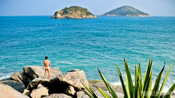 Poucas praias do Rio de Janeiro são próprias para banho. Em Abricó sempre é!