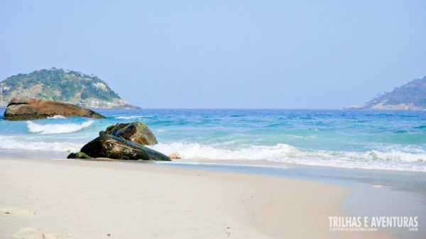 Um pedaço do paraíso em pleno Rio de Janeiro. É ou não é?
