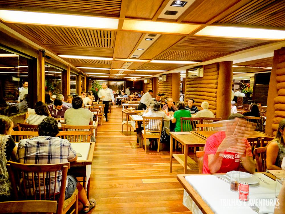 Restaurante Camarões Potiguar, em Ponta Negra - Natal