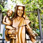 Estátua da Irmã Dulce