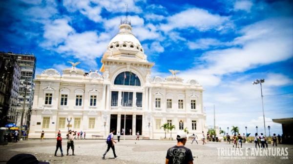 Palácio Rio Branco - Salvador BA