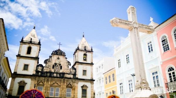 Igreja e Convento de São Francisco de Assis - Salvador BA