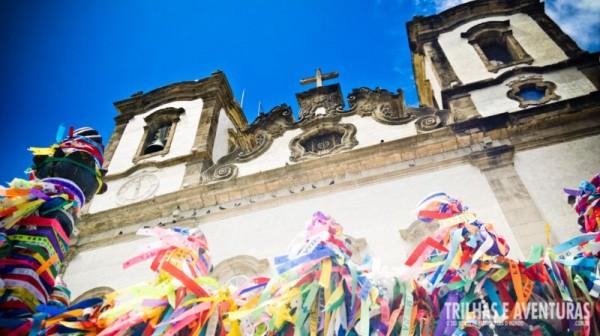Igreja do Bonfim - Salvador BA