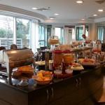 Restaurante do Hotel Comfort Ibirapuera