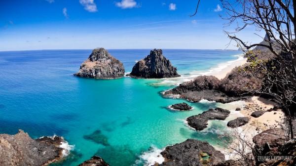 Baía dos Porcos - A 2ª praia mais bonita do Brasil